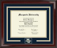Spirit Medallion Diploma Frame in Encore