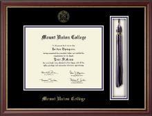 Tassel Edition Diploma Frame in Newport