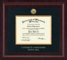 University Of Wisconsin Milwaukee Diploma Frames Church Hill Classics