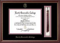 Tassel Diploma Frame in Newport