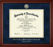 Masterpiece Medallion Diploma Frame in Cambridge