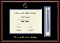 Tassel Edition Diploma Frame in Southport