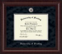 Presidential Pewter Masterpiece Diploma Frame in Premier
