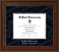 DePaul University Presidential Edition Diploma Frame in Madison