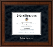 Presidential Edition Diploma Frame in Madison