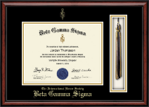 Tassel Edition Certificate Frame in Southport