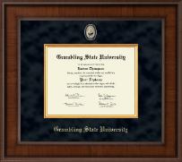 Grambling State University Presidential Masterpiece Diploma Frame in Madison
