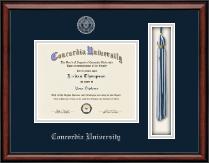 Concordia University Portland Tassel Edition Diploma Frame in Southport