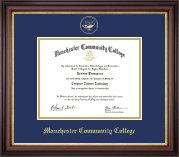 Gold Embossed Diploma Frame in Lancaster