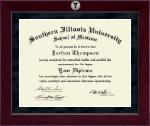 Millennium Silver Engraved Diploma Frame in Cordova