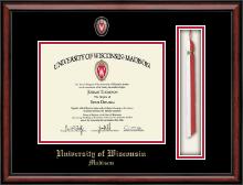 Spirit Tassel Edition Diploma Frame in Southport