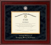 Presidential Masterpiece Certificate Frame in Jefferson