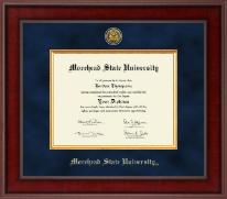 Morehead State University Diploma Frames Church Hill Classics