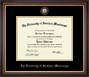 Masterpiece Medallion Diploma Frame in Lancaster