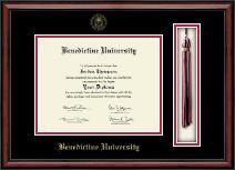 Benedictine University Tassel Edition Diploma Frame in Southport