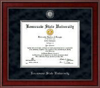 Kennesaw State University Diploma Frames Church Hill Classics