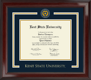 Kent State U.- Showcase Edition Diploma Frame in Encore