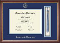 Immaculata University Tassel Edition Diploma Frame in Newport