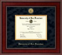 University Of San Francisco Diploma Frames Church Hill Classics