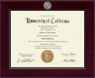 Century Masterpiece Diploma Frame in Cordova