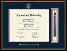 Shenandoah University Tassel Edition Diploma Frame in Southport