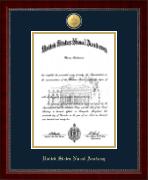 23K Medallion Diploma Frame in Sutton