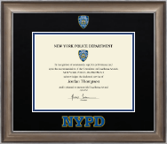 Dimensions Certificate Frame in Easton