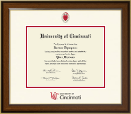 Dimensions Diploma Frame in Westwood