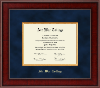 Presidential Edition Diploma Frame in Jefferson