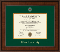 Presidential Seal Masterpiece Diploma Frame in Madison