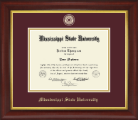 Masterpiece Medallion Diploma Frame in Redding