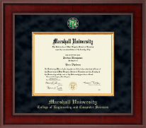 Presidential Masterpiece Diploma Frame in Jefferson