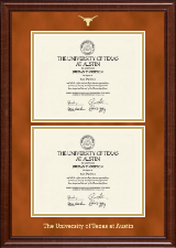 Double Diploma Frame in Prescott