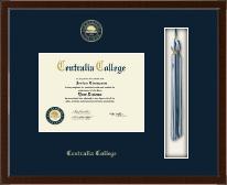 Centralia College Tassel Edition Diploma Frame in Delta