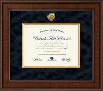 Presidential Registered Nurse Certificate Frame in Madison