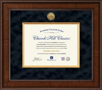 Presidential Licensed Practical Nurse Certificate Frame in Madison