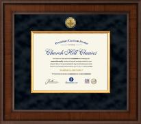 Presidential Optometry Certificate Frame in Madison