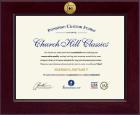 Century Pharmacy Certificate Frame in Cordova