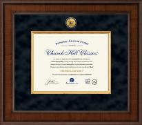 Presidential Pharmacy Certificate Frame in Madison