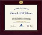 Century Optometry Certificate Frame in Cordova