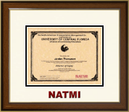 Dimensions Certificate Frame in Westwood