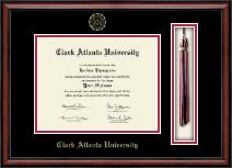 Clark Atlanta University Tassel Edition Diploma Frame in Southport