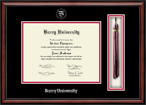 Barry University Tassel Edition Diploma Frame in Southport