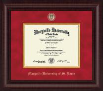 Presidential Masterpiece Diploma Frame in Premier