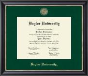 Baylor University Regal Edition Diploma Frame in Noir