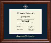 Masterpiece Medallion Diploma Frame in Prescott