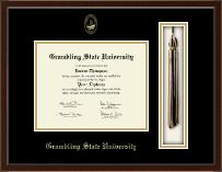 Grambling State University Tassel Edition Diploma Frame in Delta