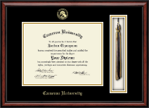 Cameron University Tassel Edition Diploma Frame in Southport