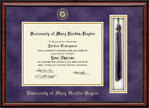 Tassel Edition Masterpiece Medallion Diploma Frame in Southport